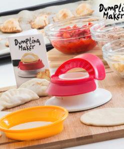 Molde para Empadas e Massa Recheada Fast & Easy Dumpling Maker
