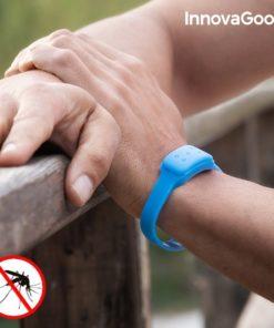 Pulseira Anti-Mosquitos de Citronela InnovaGoods