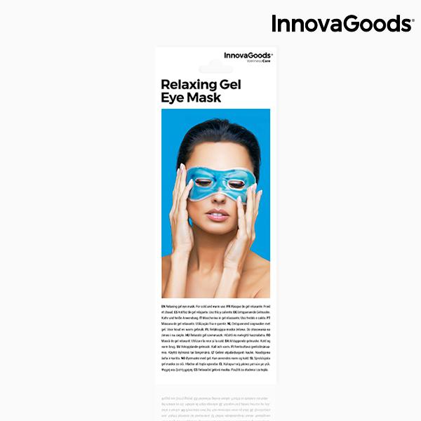 Máscara de Gel Relaxante InnovaGoods