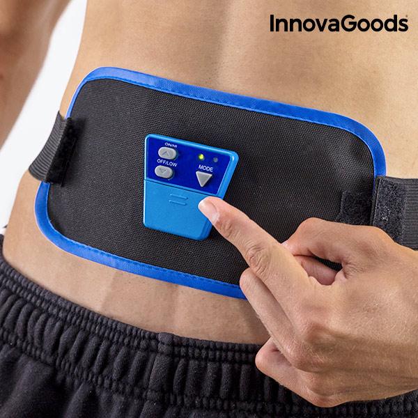Cinto de Eletroestimulação Muscular InnovaGoods
