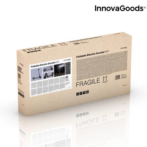 Trotinete Elétrica Dobrável Pro InnovaGoods 7800 mAh 8,5'' 350W Preto