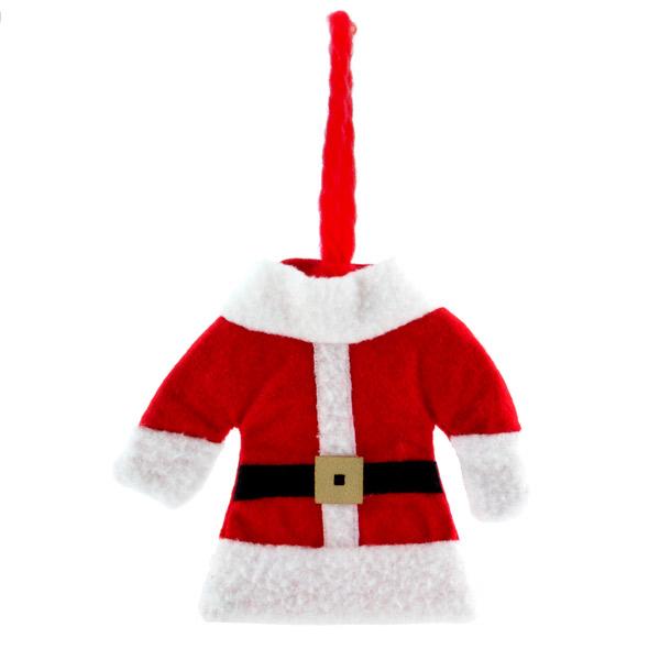Fato de Pai Natal para Talheres