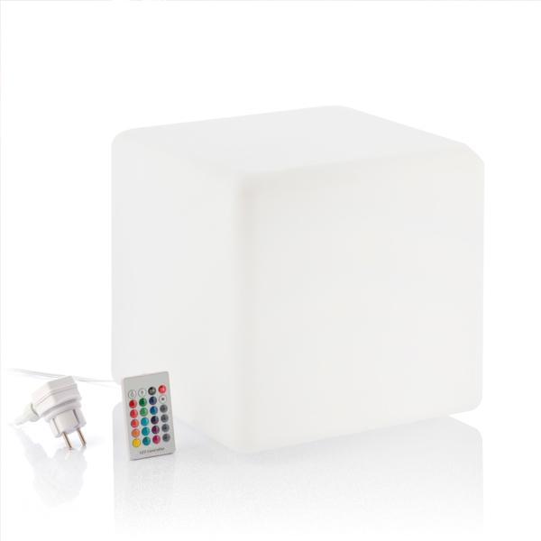 Lâmpada LED Cubo (12 LED)