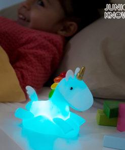 Unicórnio Tira Medos LED Multicolor Junior Knows