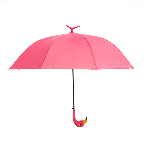 Guarda-chuva com Pé Flamingo Wagon Trend