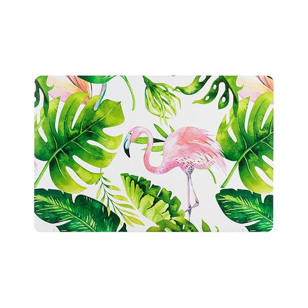 Individuais Flamingo Tropical Wagon Trend