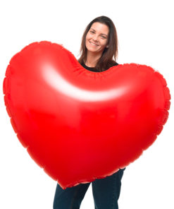 Coração Insuflável XL