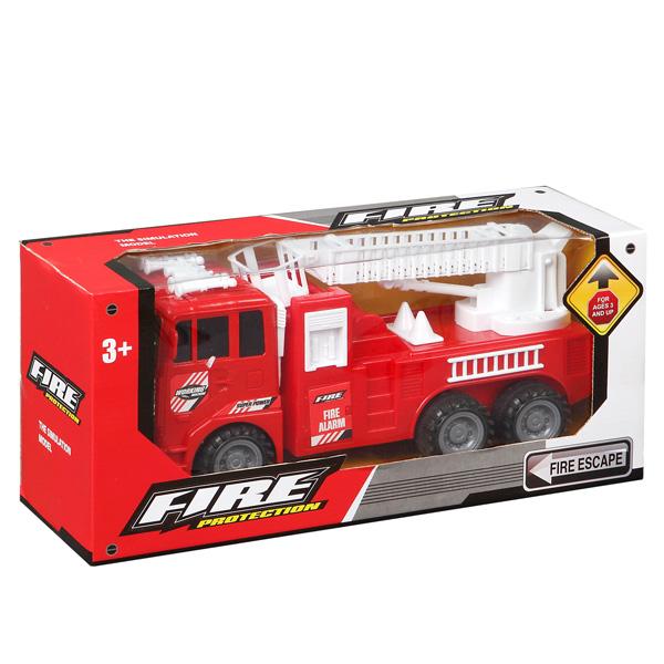 Camião de Bombeiros Fire