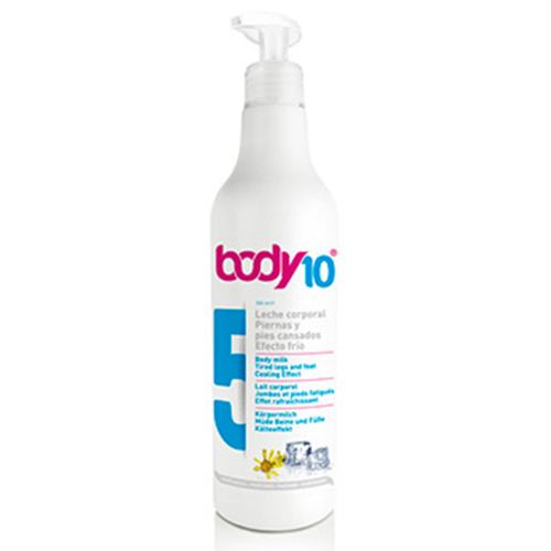 Body10 Creme para Pernas & Pés Cansados 500 ml