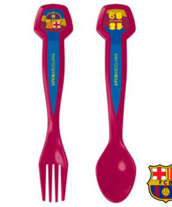 Conjunto de talheres do FC Barcelona (2Pcs)