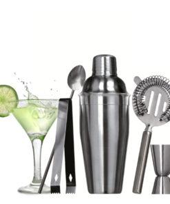 Conjunto de Cocktail (5 pçs)