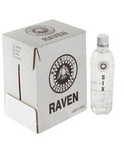 Vodka Pura Raven