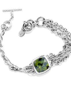 Bracelete feminino Guess J17500B2 (19 cm)