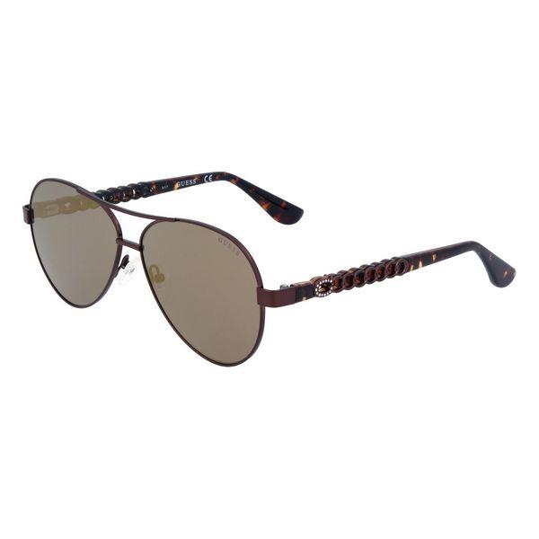 Óculos escuros unissexo Guess GU7518-S-49G (ø 58 mm)