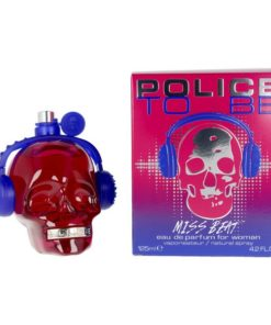 Perfume Mulher To Be Miss Beat Police EDP (125 ml)