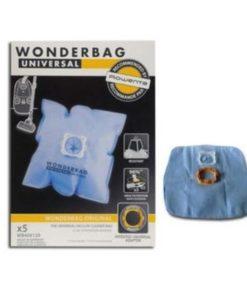 Bolsa Sobresselente Universal para Aspirador Rowenta WB406120 6 L (5 uds)