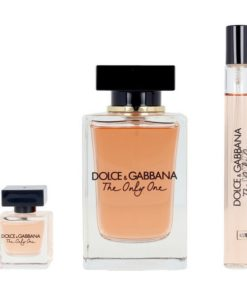 Conjunto de Perfume Mulher The Only One Dolce & Gabbana EDP (3 pcs)