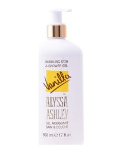 Gel de duche Vainilla Alyssa Ashley (500 ml)