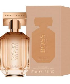 Perfume Mulher The Scent Private Accord Hugo Boss EDP (50 ml)