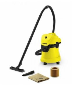 Aspirador Karcher WD3 17 L 1000W Amarelo