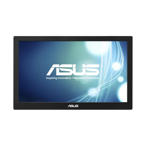 "Monitor Asus MB168B 15,6"" HD USB 3.0 Prata"