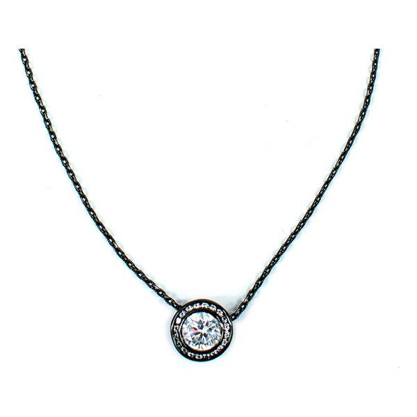 Pingente feminino GC Watches CWN81127 Prata (50 Cm)