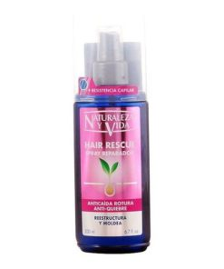 Spray Reparador Hair Rescue Naturaleza y Vida