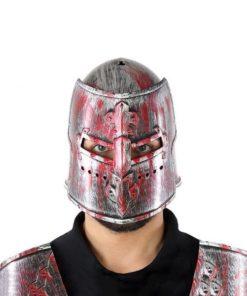 Capacete Medieval 112090 Cinzento