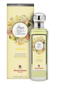 Perfume Unissexo Agua Fresca De Flores ámbar Alvarez Gomez EDC (175 ml)