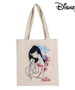 Saco Multiúsos Princesses Disney 72893 Branco Algodão