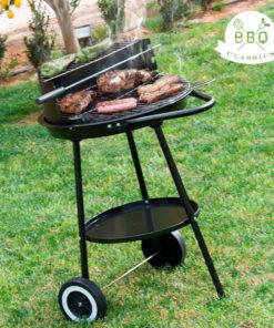 Grelhador a Carvão com Dois Níveis BBQ Classics