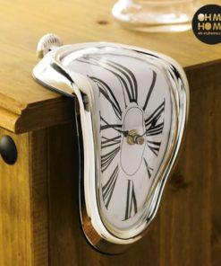 Relógio Dali Derretido