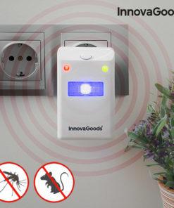 Repelente de Insetos e Roedores com LED InnovaGoods