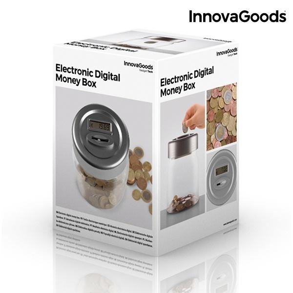Mealheiro Eletrónico Digital InnovaGoods