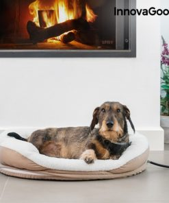 Cama Elétrica Térmica para Animais de Estimação InnovaGoods 18W