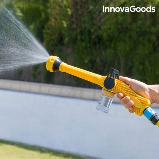 Pistola de Água de Pressão com Depósito 8 em 1 InnovaGoods