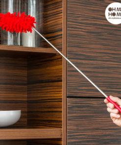 Espanador de Pó Extensível de Microfibra Oh My Home