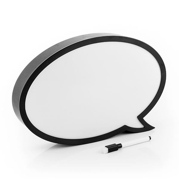Globo LED com Caneta Hidrográfica Gadget and Gifts