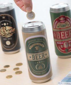 Mealheiro Lata de Cerveja Premium Quality