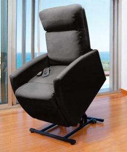 Poltrona de Repouso com Elevação e Massagem Cecotec Compact 6009