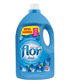 Amaciador Para a Roupa Flor Azul 3,5 L (162 Doses)