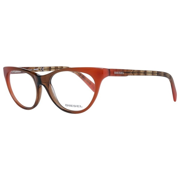 Armação de Óculos Feminino Diesel DL5056-074-50