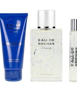 Conjunto de Perfume Homem Rochas EDT (3 pcs)