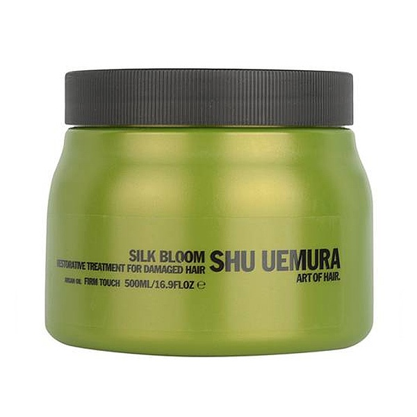 Máscara Capilar Nutritiva Silk Bloom Shu Uemura (500 ml)