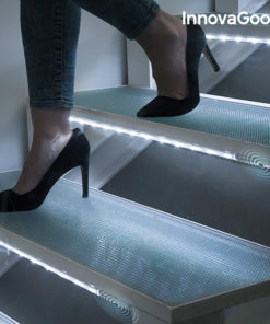 Tubos LED com Sensor de Movimento InnovaGoods (Pack de 2)