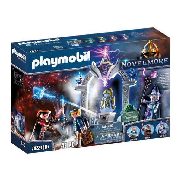 Playset Novelmore Playmobil 70223 (43 pcs)