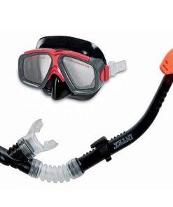 Óculos de Mergulho com Tubo Infantis Intex