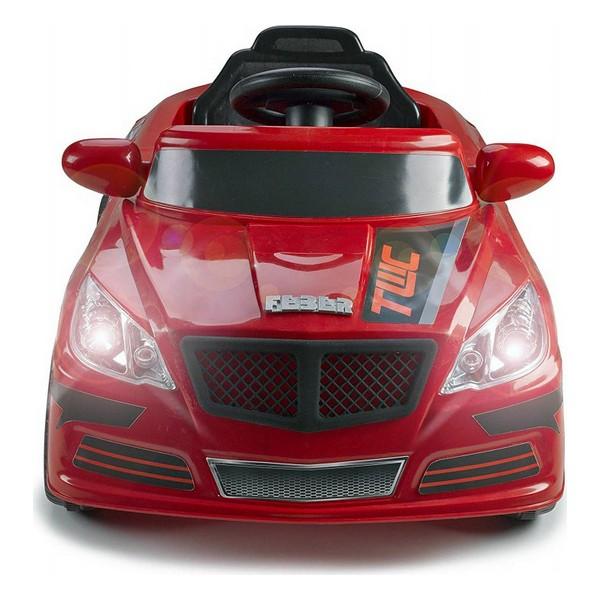 Carro elétrico para crianças Feber Vermelho