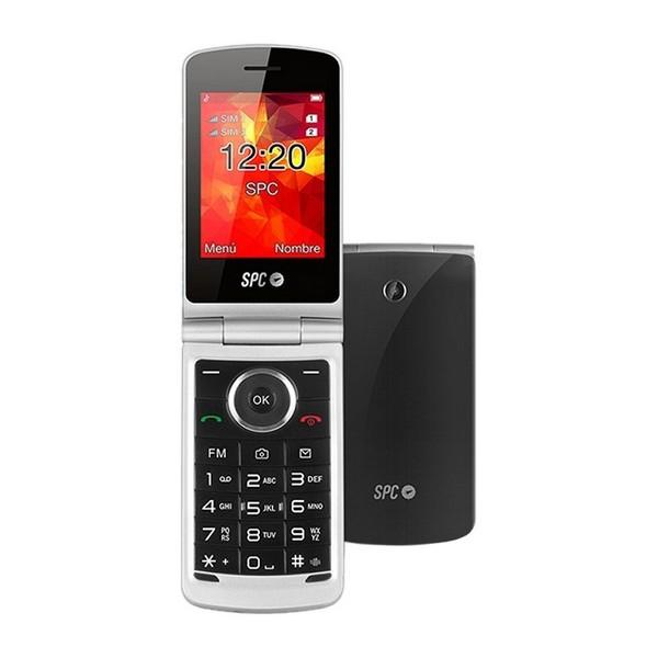 "Telefone Telemóvel SPC Opal 2318N 2,8"" Bluetooth 800 mAh Branco"