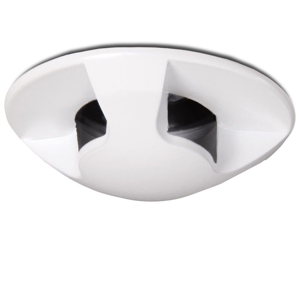 Downlight Embutido Com LED Ø52Mm IP25 2W 30.000H Vivian Circular
